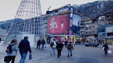 Egenanställd i Andorra