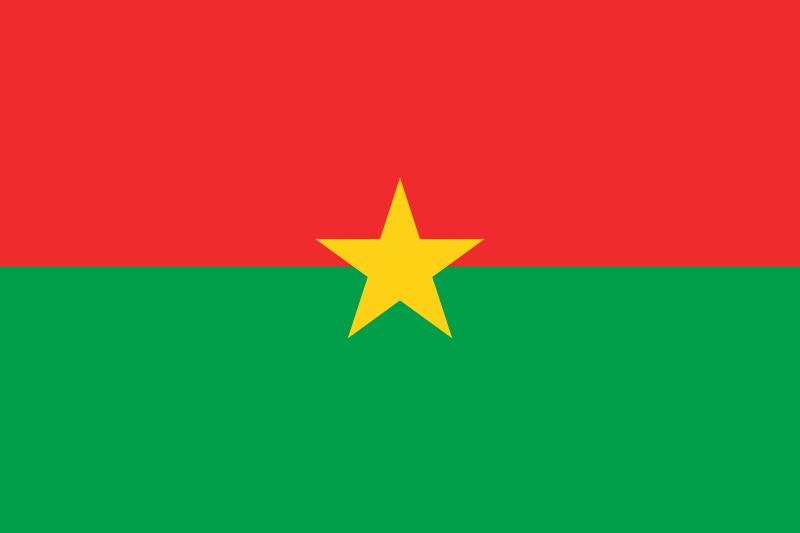 Egenanställd i Bukina Faso