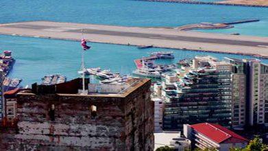 Jobba i Gibraltar