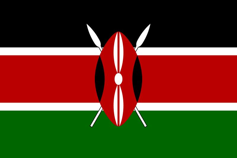 Egenanställd i Kenya