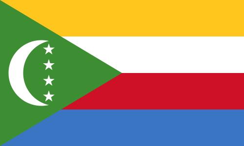 Egenanställd i Komorerna