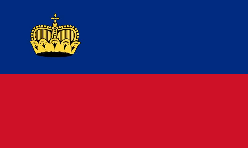 Egenanställd i Liechtenstein