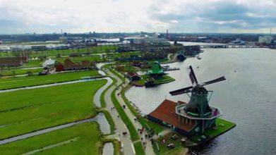 Egenanställd i Nederländerna