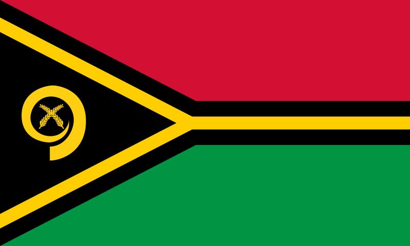 Egenanställd i Vanuatu